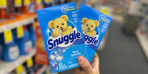 Snuggle or All Laundry Products Only $1.49 at Walgreens | In-Store & Online