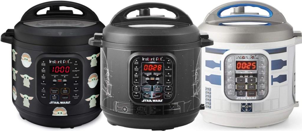 Star Wars Instant Pot Duo 6-Quart Pressure Cookers