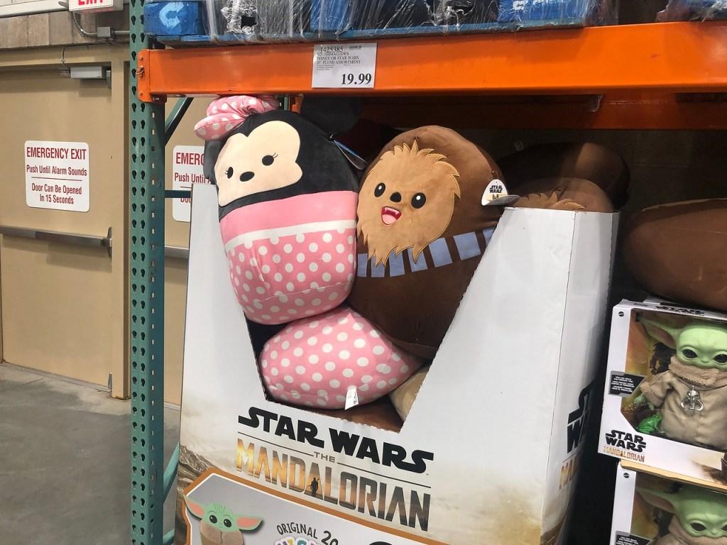 Star Wars Mandalorian Pillows