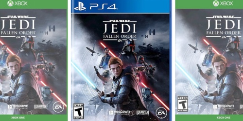 Star Wars: Jedi Fallen Order Video Game for PS4/PS5 or Xbox One Only $19.99 on BestBuy.com (Regularly $40)