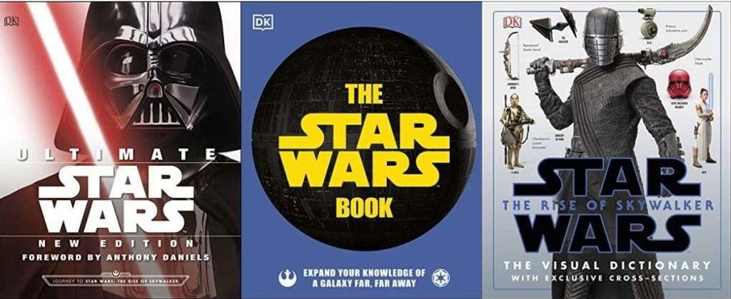 three Star Wars eBooks