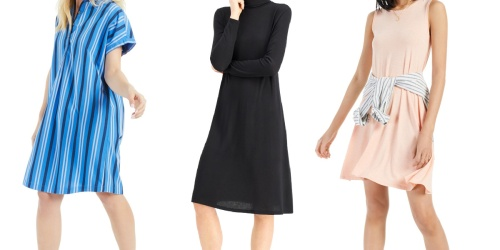 Women's Dresses from $9.96 on Macys.com (Regularly $40+) | Petite & Plus Sizes Available