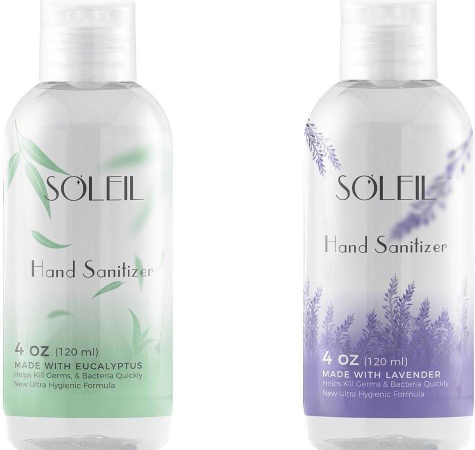 Sutra Soleil Hand Sanitizer