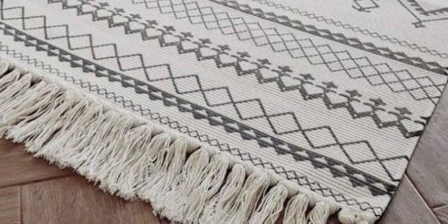 Trendy Tassel Rug Only $13.95 Shipped (Regularly $35) + Save on Home Decor & Father's Day Gifts