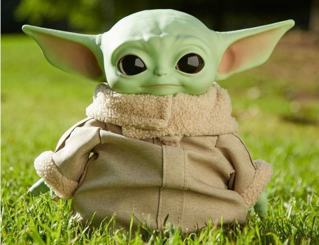 The Child Star Wars Toy