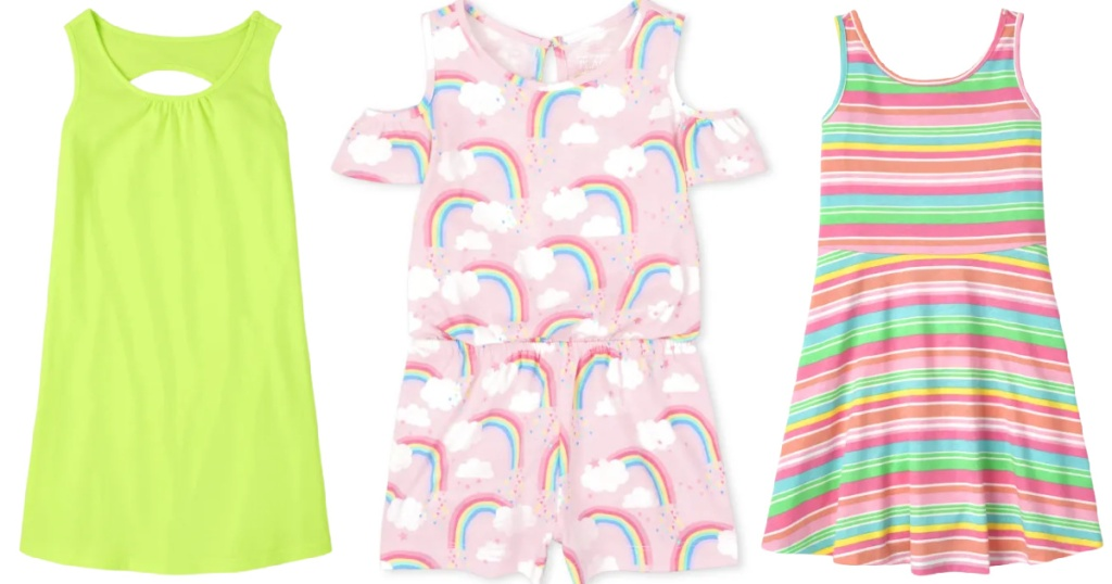 The Children's Place Romper and Dresses