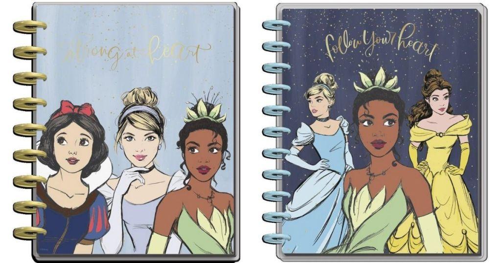 2 The Happy Planner Disney Princesses