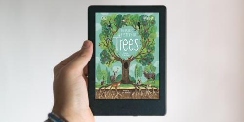 The Magic and Mystery of Trees eBook Only 99¢ on Amazon (Regularly $17)