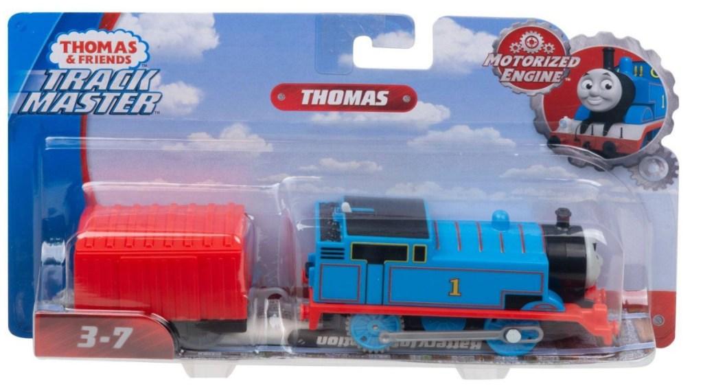 motorized train themed toy