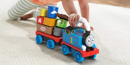 Thomas & Friends Cargo Stacker Train Toy Only $11 on Target.com (Regularly $15)
