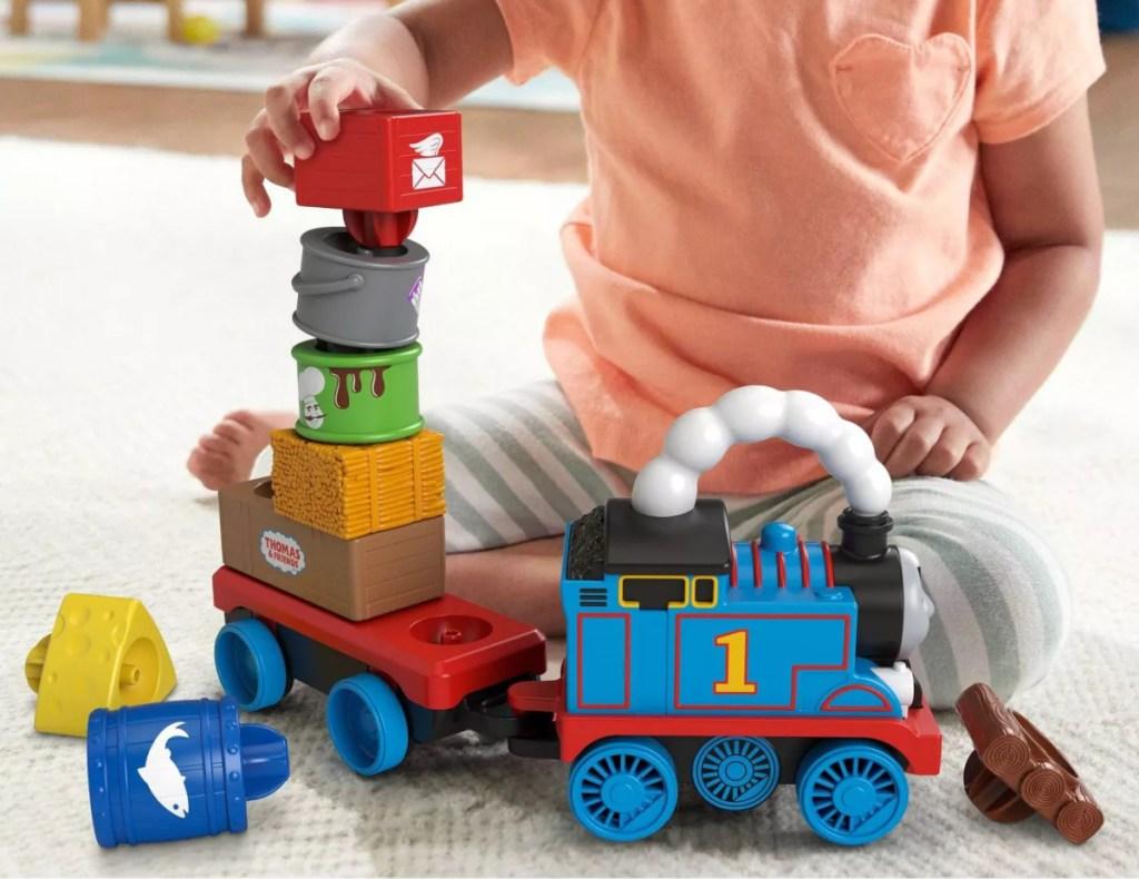 Thomas the Train themed play set