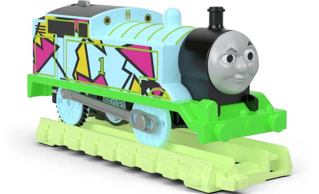 Thomas the Train Glowmaster toy