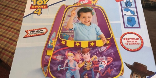 Disney/Pixar Toy Story Pop-Up Play Tent Only $9.44 on Amazon (Regularly $20)