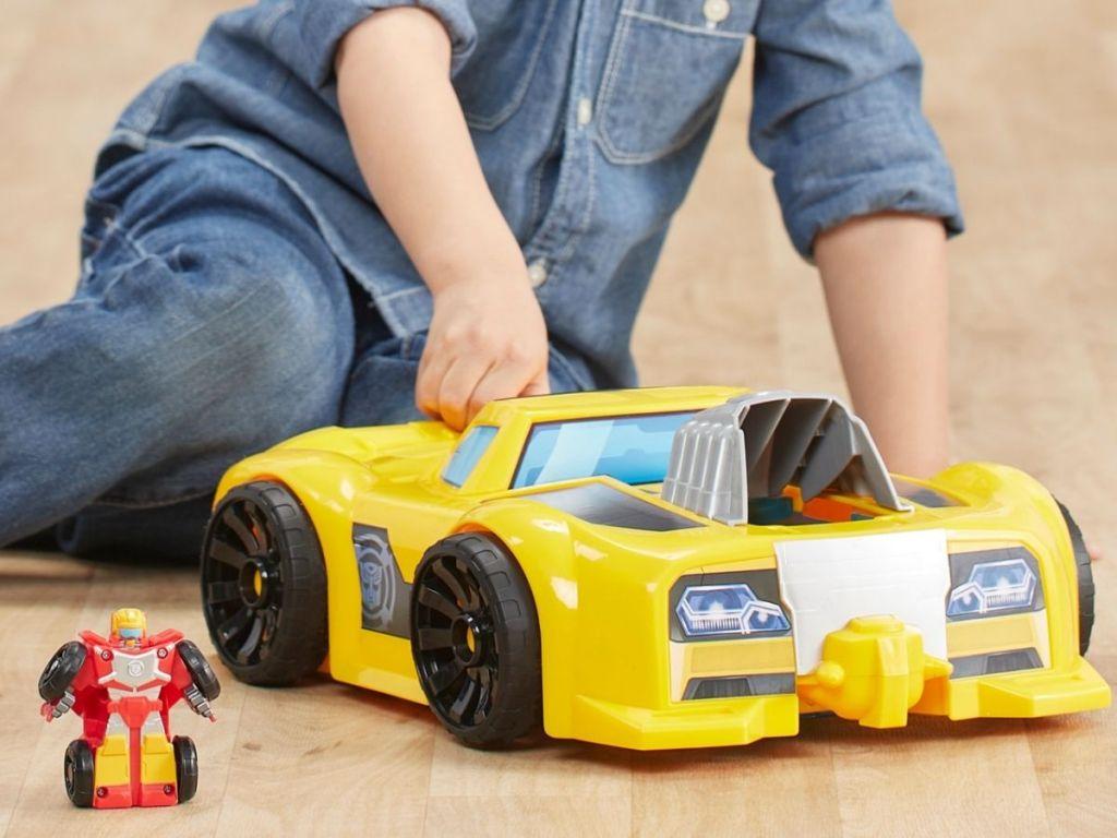 Transformers Preschool Bumblebee Toy