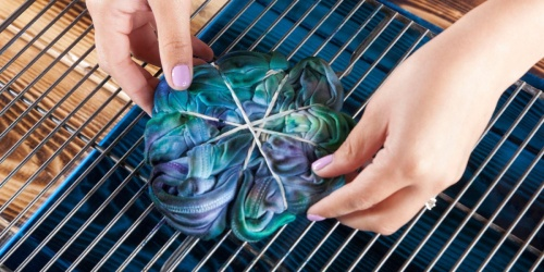 Tulip Tie-Dye Kits Only $10 on Michaels.com (Regularly $20)   Create Up to 30 Projects!
