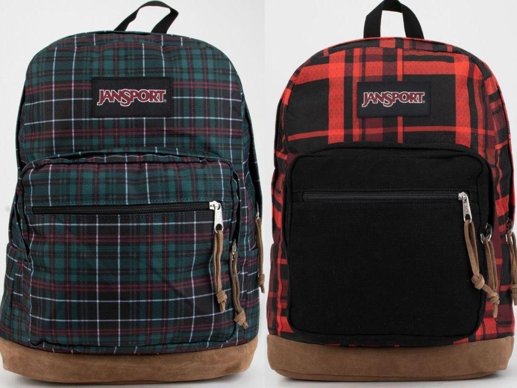 Two Jansport Backpacks (1)