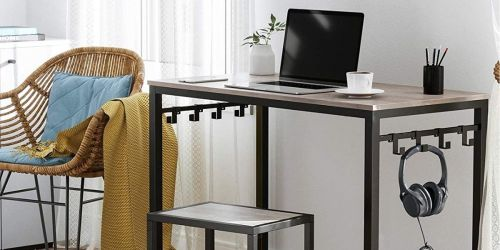 Industrial Style Computer Desks w/ Great Reviews from $29.89 Shipped on Amazon