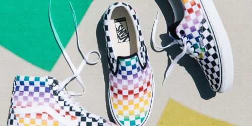 VANS Men's & Women's Shoes from $20.99 + Free Shipping for Select Kohl's Cardholders