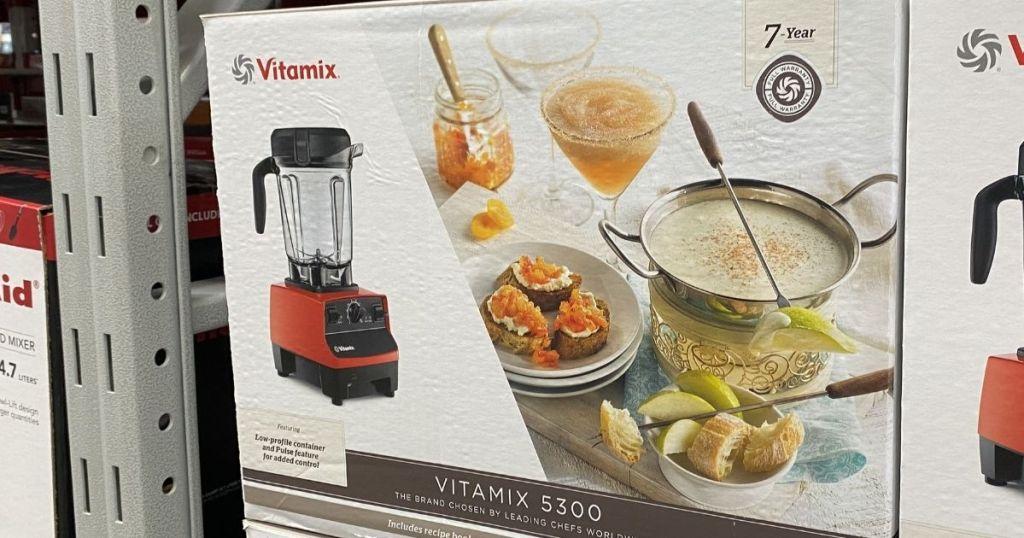 vitamix blender box at Sam's Club