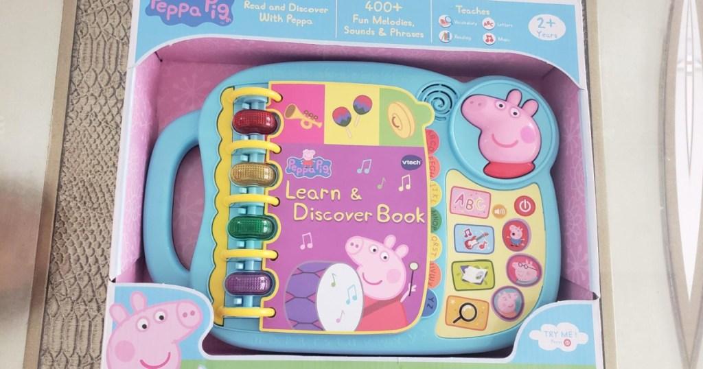 Vtech Peppa Pig Educational Toy