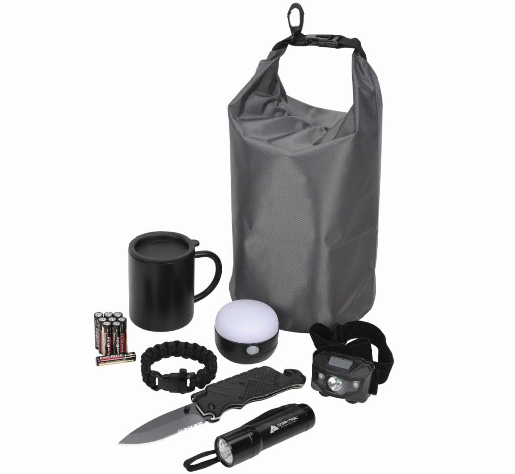camping tool set