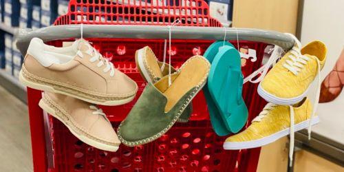 Best Target Weekly Ad Deals 5/2-5/8 (20% off Women's Shoes, Handbags, Accessories & More!)