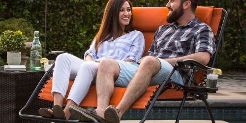 9 Best Zero Gravity Lounge Chairs (One Can Even Go in the Pool!)