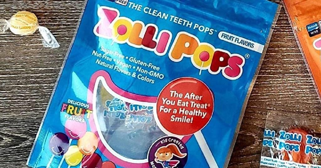 Zollipops Lollipops