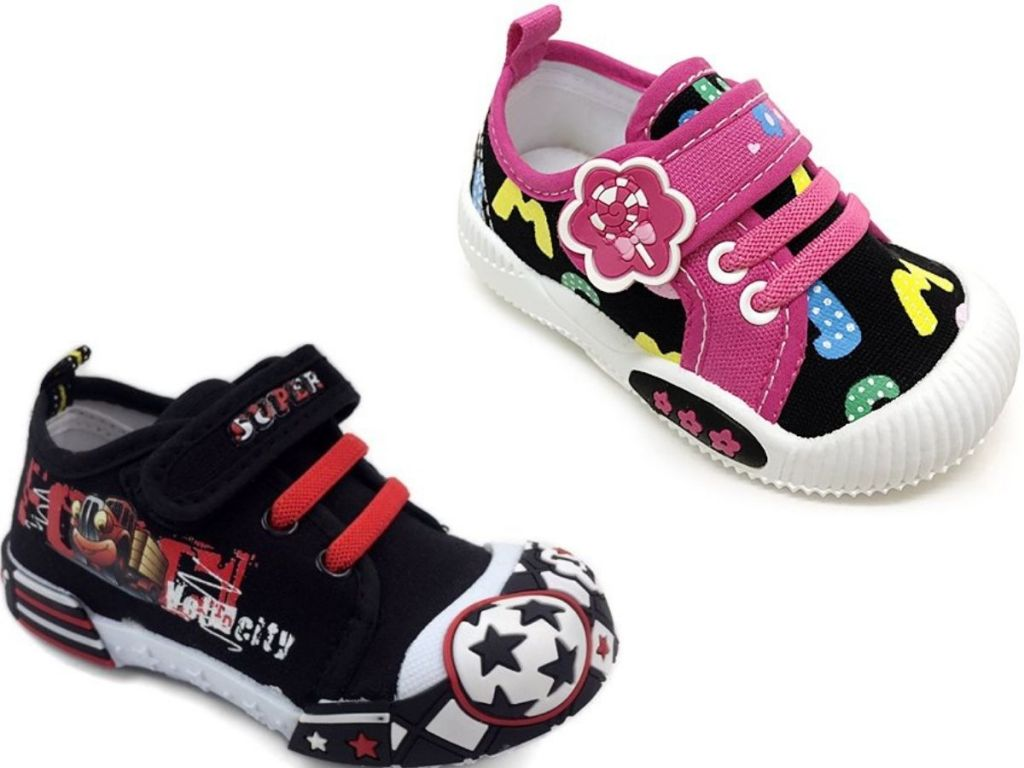Zulily Girls Chulis Sneakers