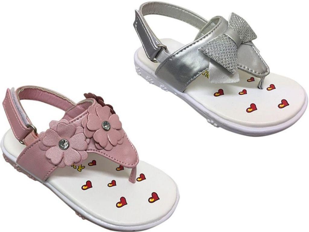 Zulily Girls Sandals