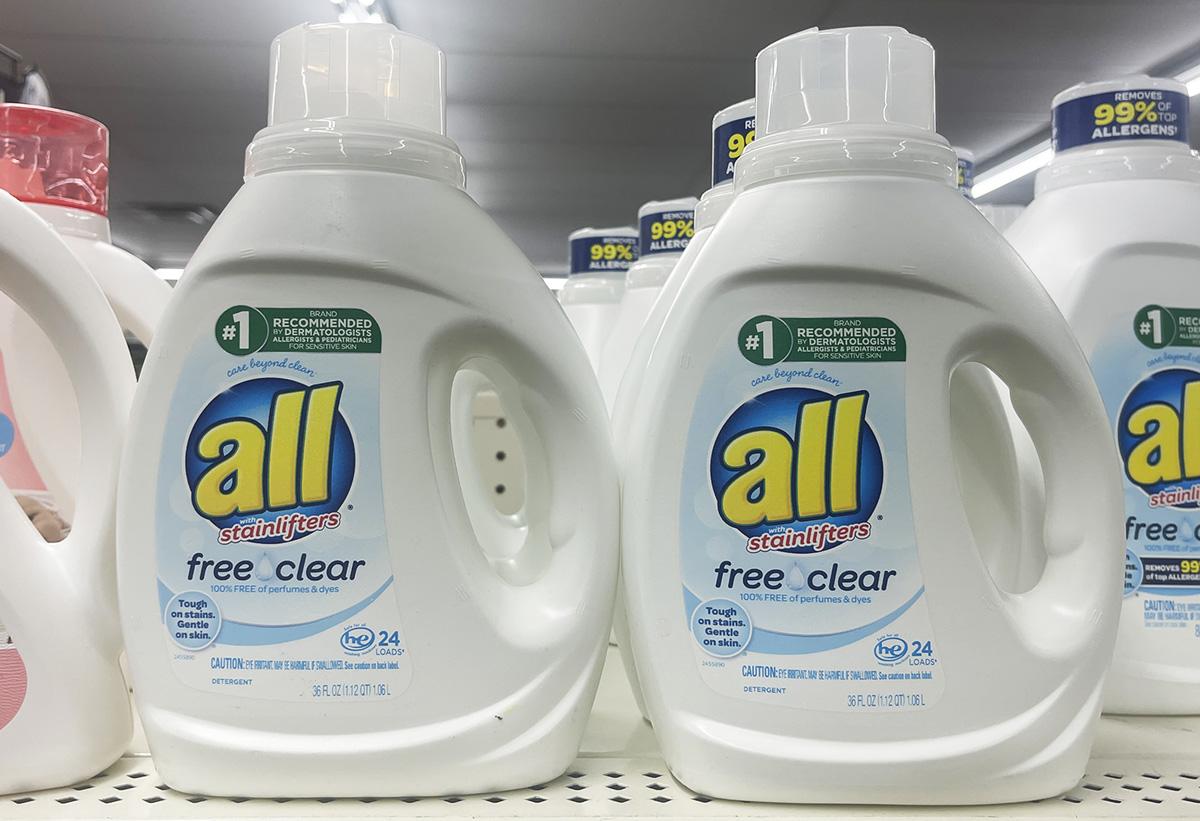 all detergent dollar general