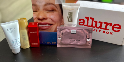 Allure June Beauty Box Just $23 Shipped + THREE Free Gifts (Over $250 Value)