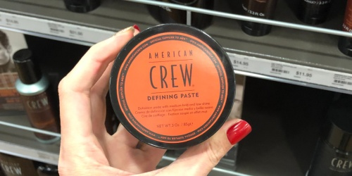 American Crew Hair Products from $8.79 Shipped on Amazon (Regularly $19)