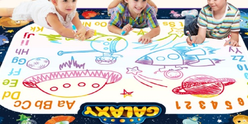 Aqua Magic Galaxy Doodle Mat Only $12.64 on Amazon (Regularly $23)