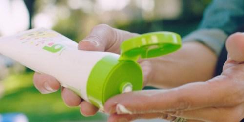Babyganics Sunscreen 2-Pack Only $9.89 Shipped on Amazon (Regularly $23)