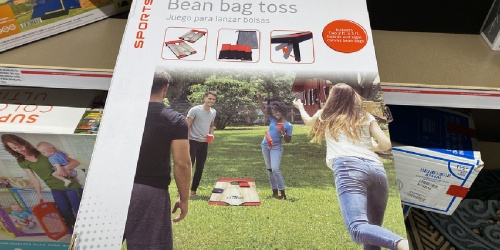 Bean Bag Toss Game w/ 2 Boards Only $29.99 at ALDI