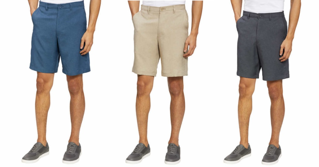 3 pairs of bolle mens shorts