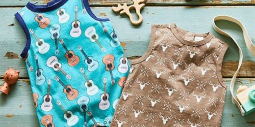 Baby & Toddler Boys Rompers from $8 on Zulily.com (Regularly $23)