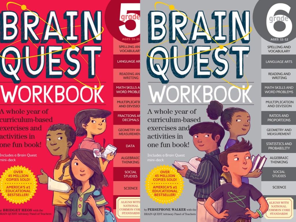 stock images of kids educational workbooks
