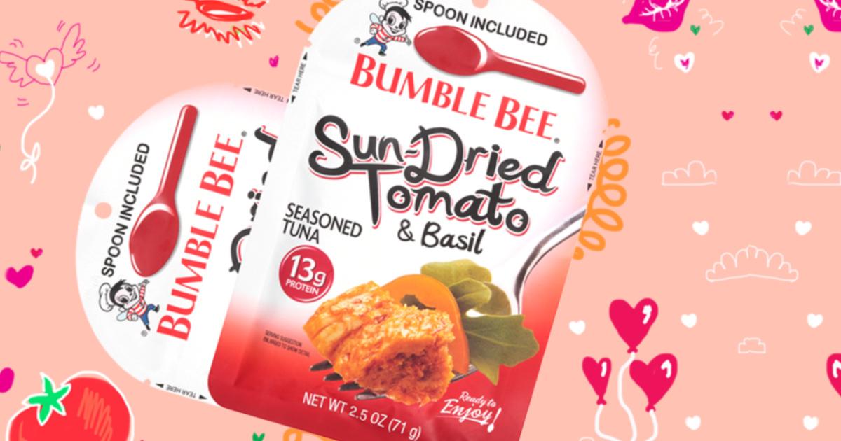 bumble bee tuna pouches