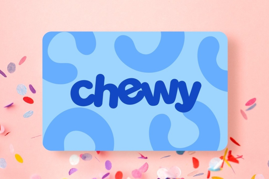 chewy gift card