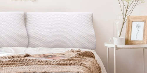Contour Memory Foam Pillow from $18.99 Shipped on Amazon   Great for All Sleeping Positions