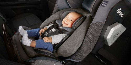 FREE Diono Stroller With Car Seat Purchase ($550 Value)