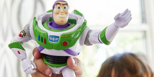 Toy Story Buzz Lightyear Action Figure Only $5.88 on Walmart.com (Regularly $10)