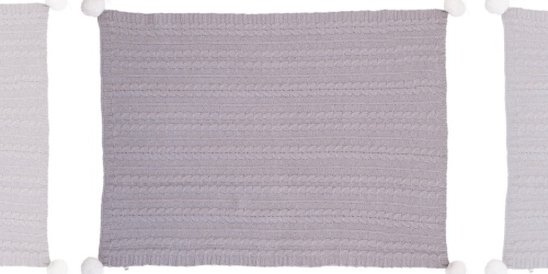 ED Ellen DeGeneres Cable Knit Baby Blanket Only $15.69 on Amazon