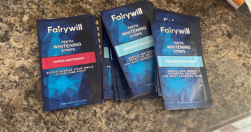 fairywill variety pack