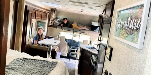 Squeeze in a Last Minute RV Trip Before Summer is Over!