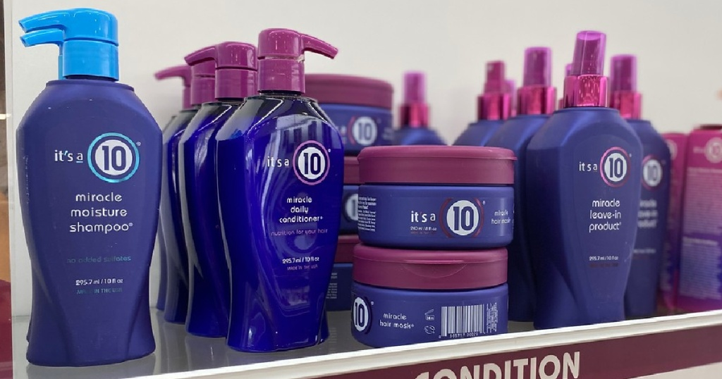 it's a 10 hair products