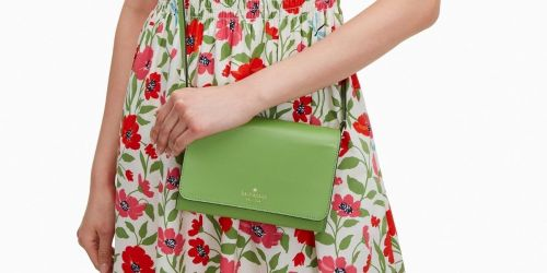 Kate Spade Wallet On A String Only $59 Shipped (Regularly $239)