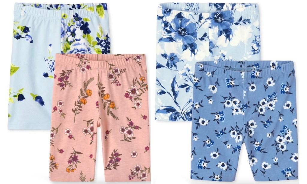 kids shorts multipacks